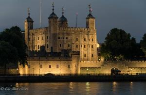 Tower of London Night Allan