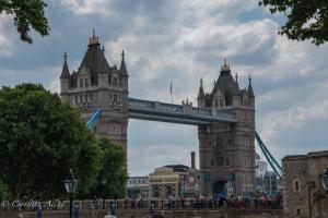 Tower Bridge daytime allan
