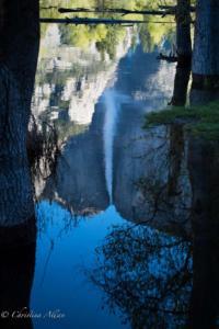 Yosemite Waterfall Allan