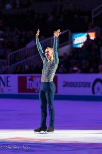 Adam Rippon Spotlight Prudential U.S. National Figure Skating Championships San Jose Men Allan DSC 8417