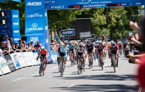 Arlenis sierra canadilla astana finish line Women's  peloton amgen tour california 5192018  sacramento capitol mall allan DSC 9641-Edit