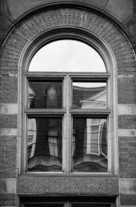 BW Arch reflection building london bw urban reflections allan DSC 2174
