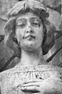Charles Edward Poole Angel ross bay cemetery victoria b.c. canada allan 0930