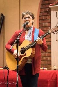Coleen Chandler Guitarist Singer World AIDS Day First UMC Sacramento DSC 5668