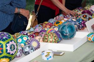 Colored balls wakamatsu allan 4678