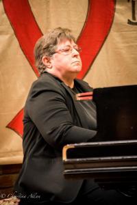 Jane Stave-Viemeister pianist Sacramento Women's Chorus World AIDS Day First UMC DSC 5659