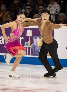Maia Alex Shibutani Shib Sibs Dance U.S. National Figure Skating Championships San Jose Allan DSC 8651