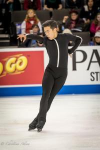 Nathan Chen Jumping Men's SP Prudential U.S. National Figure Skating Championships San Jose Allan DSC 7022