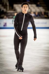 Nathan Chen Men's SP Prudential U.S. National Figure Skating Championships San Jose Allan DSC 6374