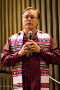 Pastor Rod Brayfindley World AIDS Day First UMC Sacramento DSC 5658