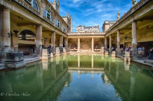 Roman Baths Great Bath 2 Bath England Allan DSC 3148 HDR