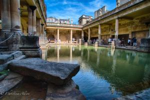 Roman Baths Great Bath England Allan DSC 3145 HDR