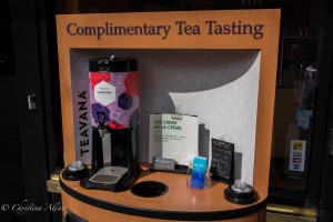 Tea Tasting Teavana victoria b.c. canada allan 0818