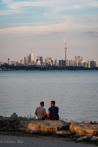 Toronto skyline gay male couple ontario allan DSC 1671