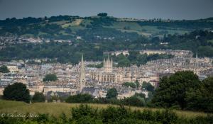 View Town Bath England Allan DSC 3105