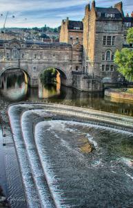 Weir Bath England Allan DSC 3079 HDR