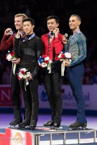 Winners Adam Rippon Prudential U.S. National Figure Skating Championships San Jose Men Allan DSC 8464 (1)