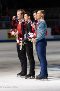Winners on Ice Adam Rippon Prudential U.S. National Figure Skating Championships San Jose Men Allan DSC 8485